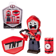 Tube Heroes ExplodingTNT with Accessory 2 3/4-Inch Action Figure