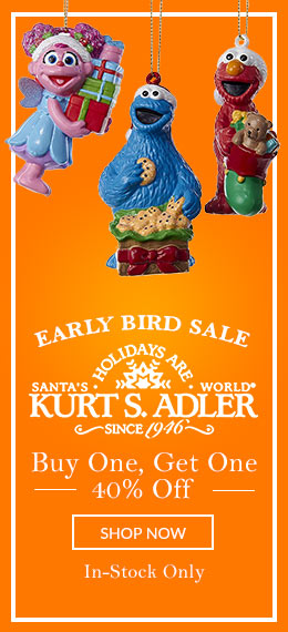 Early Bird Holiday Sale