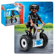 Playmobil 9212 Policeman with Balance Racer Action Figure