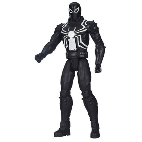 Spider-Man Agent Venom Titan Hero Electronic Action Figure, Not Mint