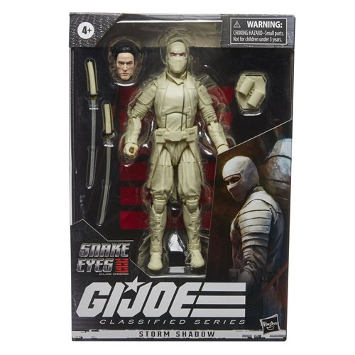 G.I. Joe Classified Series 6-Inch Action Figures Wave 5 Case of 6
