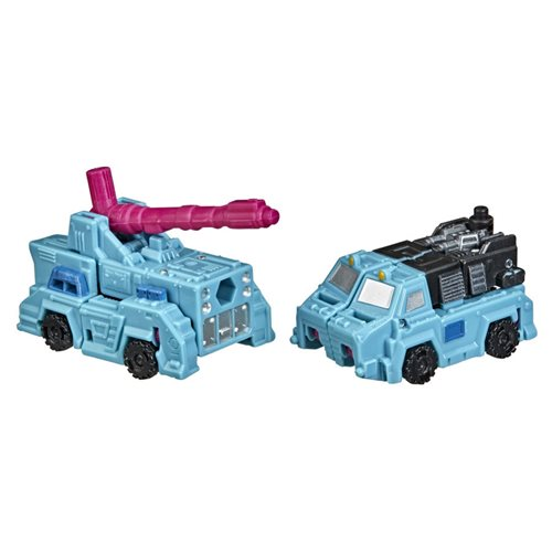Transformers Generations Earthrise Micromasters Wave 3 Case