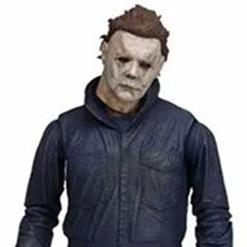 Halloween 2018 Ultimate Michael Myers 7-Inch Scale Action Figure, Not Mint