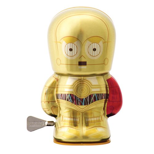 Star Wars: The Force Awakens C-3PO 4-Inch Windup Bebot