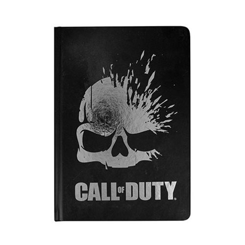 Call of Duty Notebook