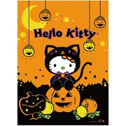 Hello Kitty Cutie Halloween Wall Scroll
