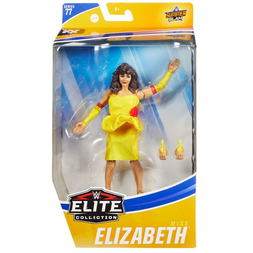 WWE Miss Elizabeth Elite Series 77 Action Figure