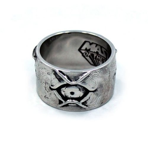 Masters of the Universe Triclops Stainless Steel Ring
