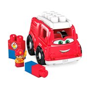 Mega Bloks First Builders Freddy Fire Truck