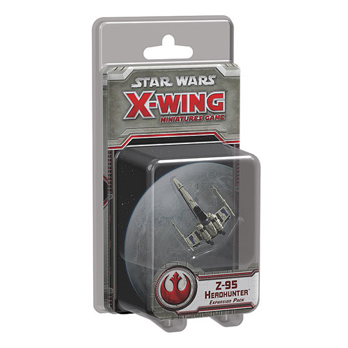 Star Wars X-Wing Game Z-95 Headhunter Expansion Pack