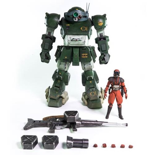 Armored Trooper Votoms ATM-09-ST Scopedog Action Figure