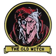 EC Comics The Haunt of Fear The Old Witch Lapel Pin