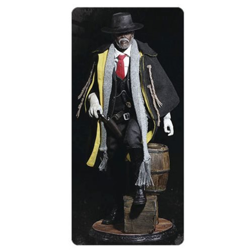 Hateful Eight Major Marquis Warren 1:6 Scale Action Figure