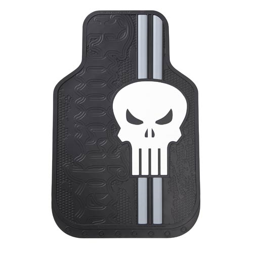 Punisher Marvel Rubber Floor Mat 2-Pack