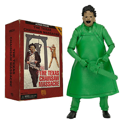 The Texas Chainsaw Massacre Video Game Leatherface 7-Inch Scale Action Figure