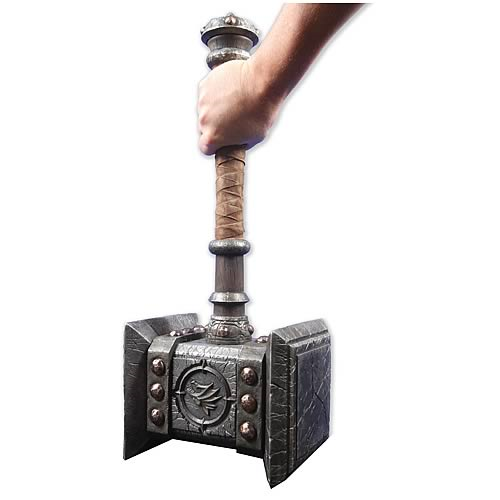World of Warcraft Doomhammer Prop Replica