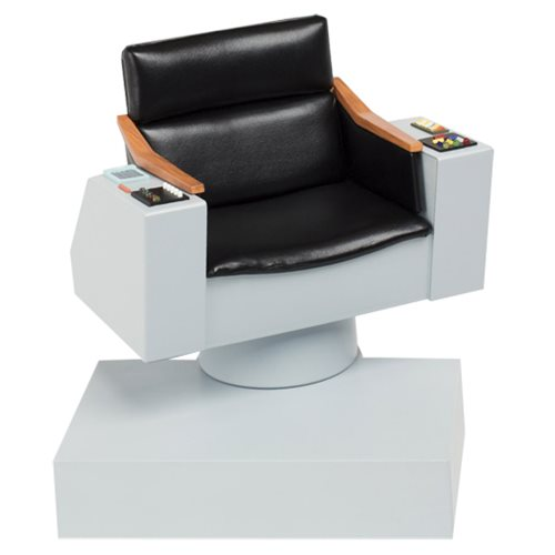Star Trek: The Original Series Captain's Chair 1:6 Scale Replica