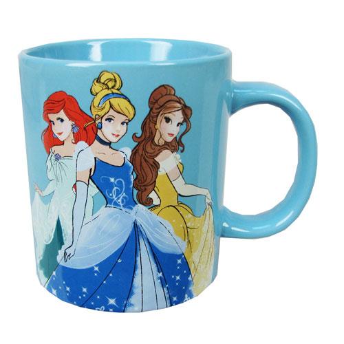 Mug Disney Princessess ArielCinderellaAnd 14 Belle OzCeramic FK1JcTl