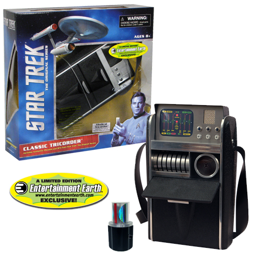 Star Trek Original Series Medical Tricorder - EE Exclusive