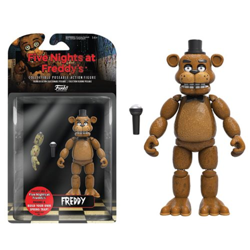 Five Nights at Freddy's Freddy 5-Inch Action Figure