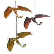 Game of Thrones Dragons 4-Inch Ornament Set