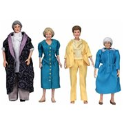 Golden Girls Clothed 8-Inch Action Figure Set