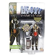 Heavy Metal Movie Nelson VHS Tribute 5-Inch FigBiz Action Figure