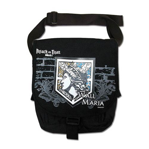 Attack on Titan Wall Maria Messenger Bag