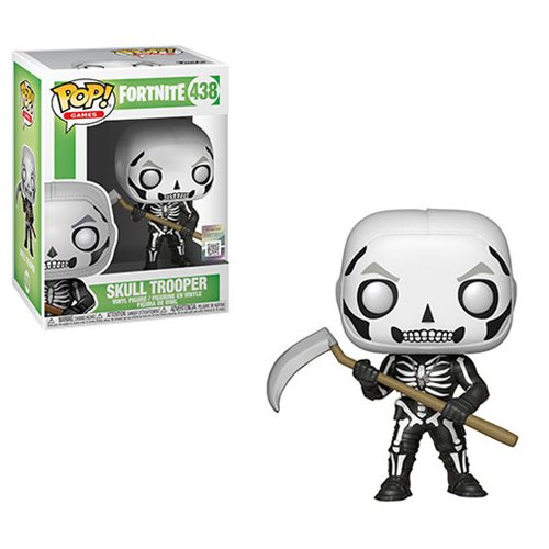 Fortnite Skull Trooper Pop! Vinyl Figure #438, Not Mint