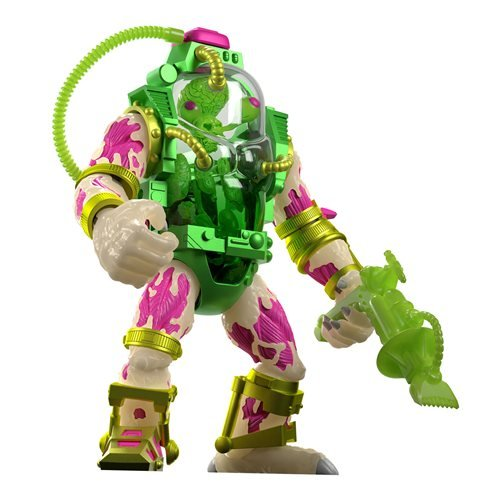 Teenage Mutant Ninja Turtles Ultimates Glow-in-the-Dark Mutagen Man 7-Inch Action Figure - Entertainment Earth Exclusive