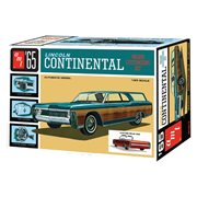 1965 Lincoln Continental 1:25 Scale Model Kit