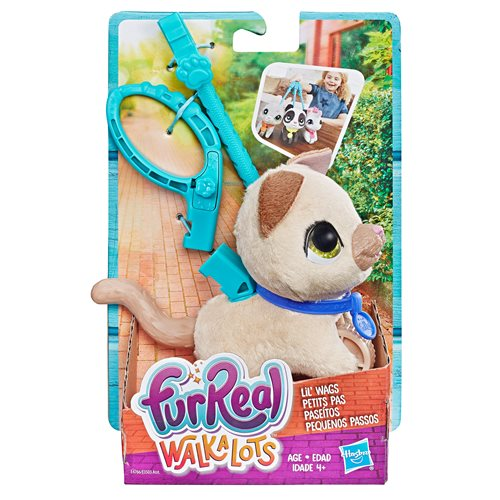 FurReal Walkalots Lil Wags Wave 3 Case.