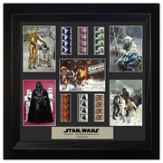 Star Wars Empire Strikes Back SE Montage Film Cell