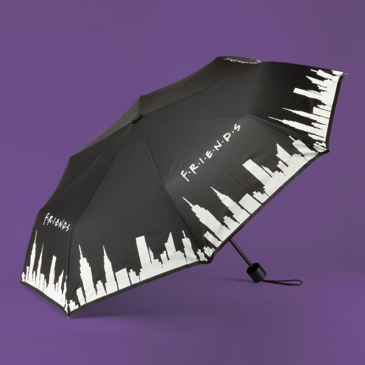 Friends TV Show Colour Change Umbrella