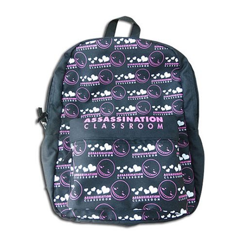 Assassination Classroom Koro Pink Backpack