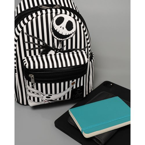 Nightmare Before Christmas Mini-Backpack - Entertainment Earth Exclusive
