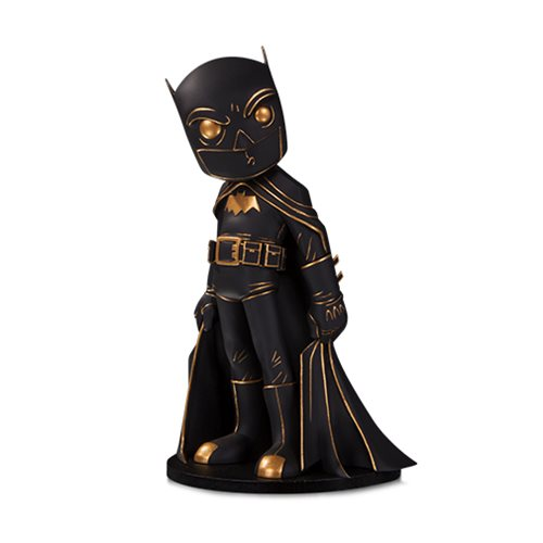 DC Comics Artists' Alley Batman by Chris Uminga Matte Black & Gold Variant Designer Vinyl Figure - S