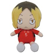 Haikyu!! S2 Kozume Sitting Pose 6-Inch Plush