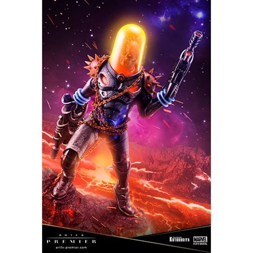 Marvel Universe Cosmic Ghost Rider Limited Edition Premier ARTFX Statue