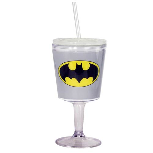 Batman Insulated Goblet with Lid