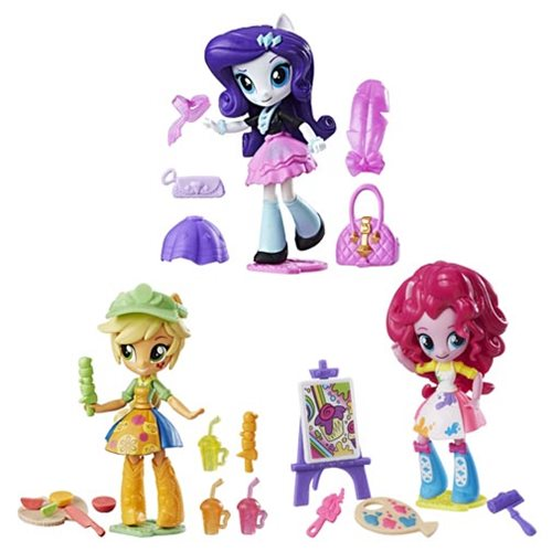 My Little Pony Equestria Girls Accessory Mini-Figures Wave 4