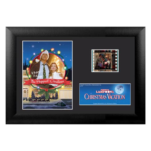 National Lampoons Christmas Vacation Series 2 Mini Film Cell