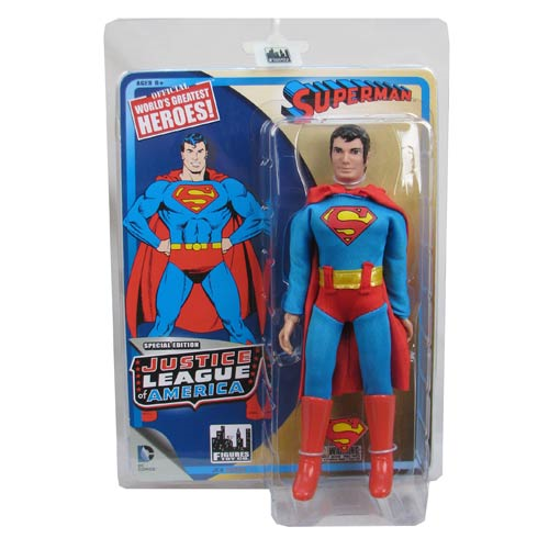 Justice League 8-Inch Retro Series 1 Superman Action Figure