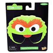 Sesame Street Oscar the Grouch Sun-Staches