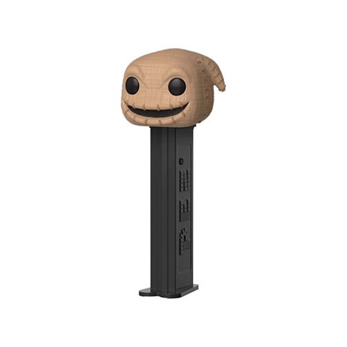 Nightmare Before Christmas Oogie Boogie Burlap Pop! Pez