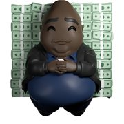 Breaking Bad Collection Huell Vinyl Figure #0