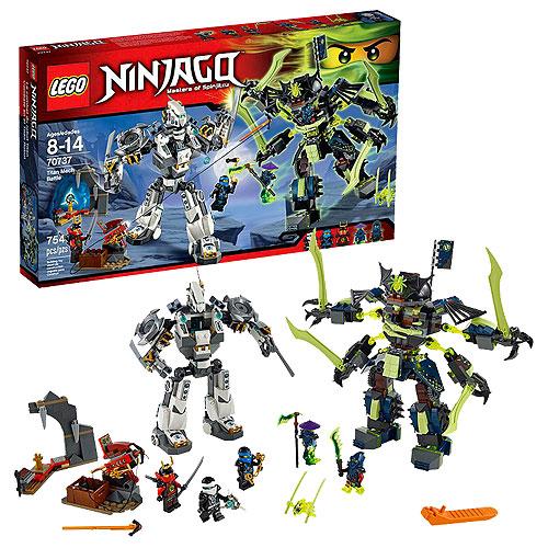 be2141658f7 LEGO Ninjago 70737 Titan Mech Battle - Entertainment Earth