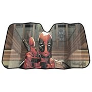 Deadpool Thumbs Up Accordion Bubble Sunshade