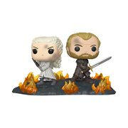 Game of Thrones Daenerys and Jorah with Swords Pop! Vinyl Moment, Not Mint