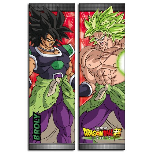 Dragon Ball Super Broly Broly Body Pillow